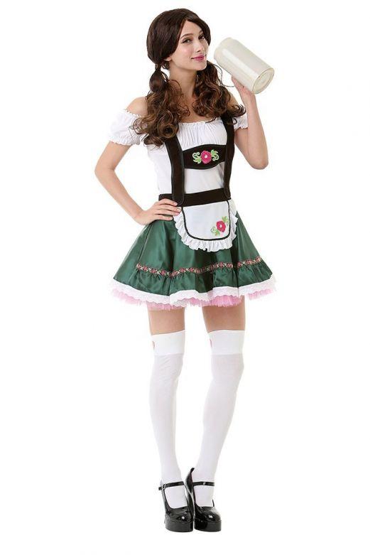 Dirndl Miss Oktoberfest