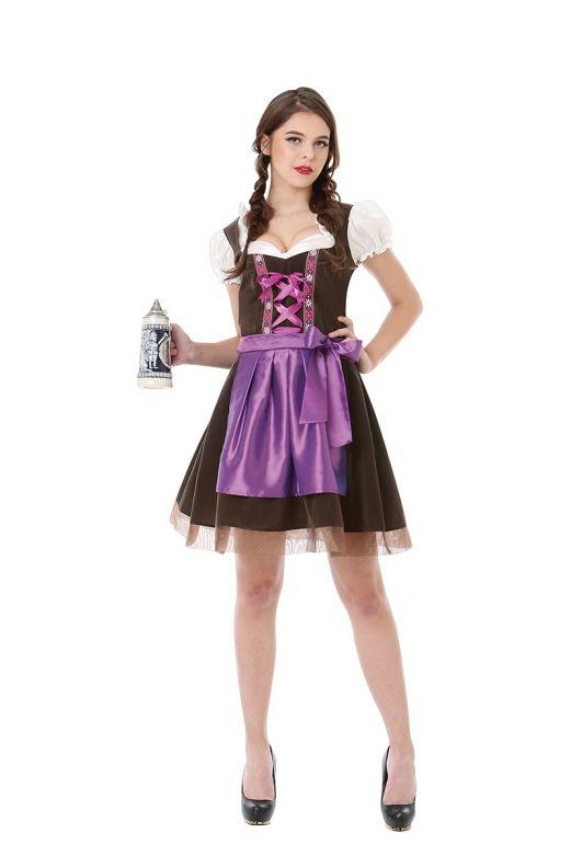 Oktoberfest Dress Claudia