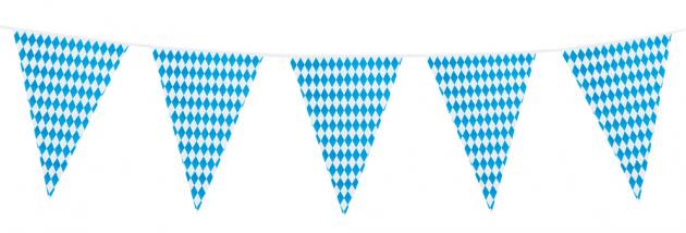 Reuzenvlaggenlijn Oktoberfest 8 mtr