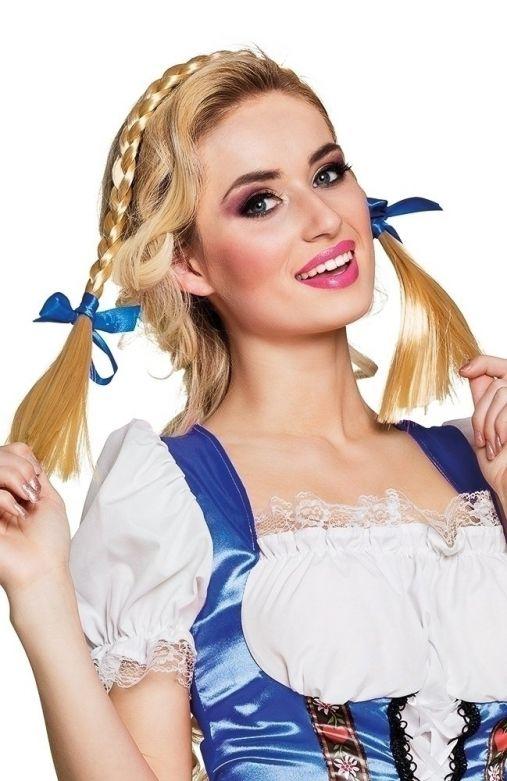 Tiara Heidi braids