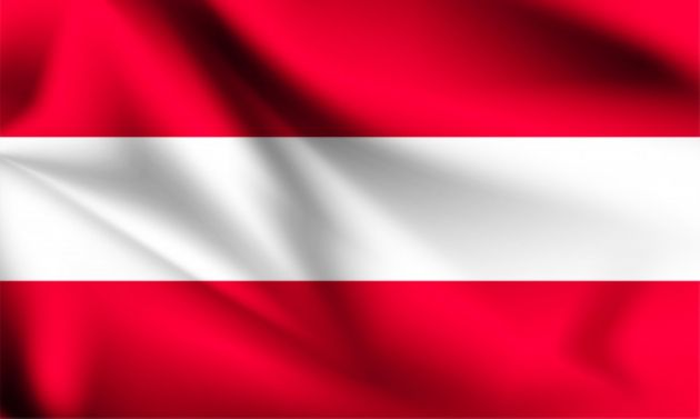 Oostenrijkse Vlag / Vlag Oostenrijk 90 x 150 cm