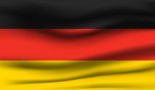 Vlag Duitsland / Duitse Vlag  90 x 150 cm