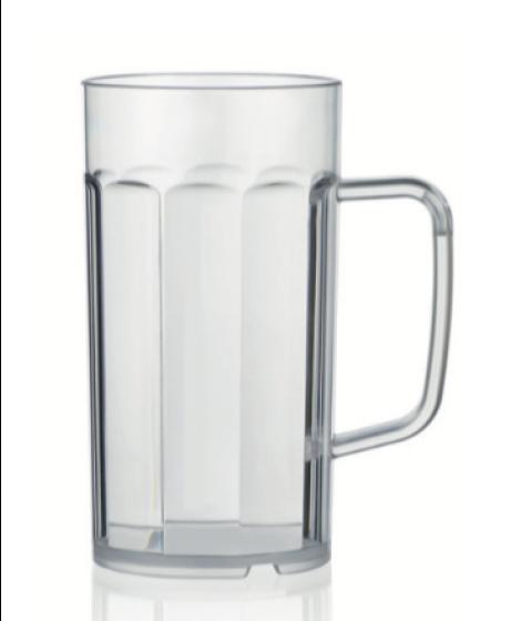 Plastic Bierpul Isar 0,5L