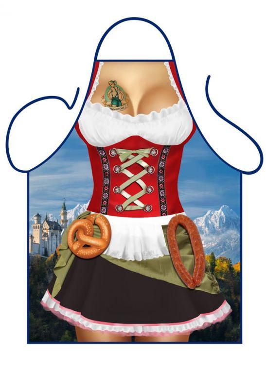 Fun Schort - Dirndl